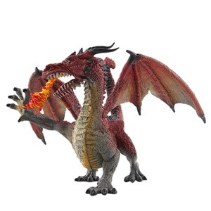Fire Breathing Dinosaurs Toy Figure Realistic Dinosaur Model Kids Birthday Gifts toys for children kids toys funny toys stuff