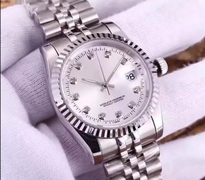 Montre de luxe pour hommes femmes diamant amoureux montre automatique R0910 mécanique 40 mm concepteur mens montres montres Date Date montre-bracelet