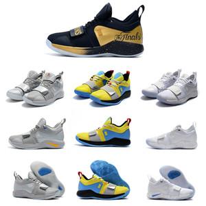 Mens Arrivée Actual Version Combat PlayStation Taurus Road Master Chaussures de basket-PG 2.5 Designer Sport Sneakers