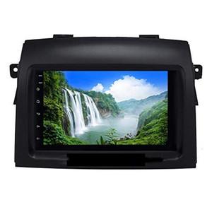 Coche de 7 pulgadas Android 9.0 pantalla táctil del GPS Navi estéreo para 2004-2010 Toyota Sienna con soporte USB WIFI Bluetooth de la música DAB SWC DVR