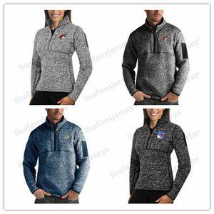 2019 пуловер Hoodie Нэшвилл Монреаль Канадиенс Нью-Йорк Рейнджерс Аризона Койоты Толстовка Pro Clutch Quarter-Zip Jacket