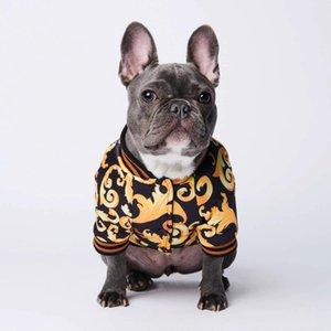 Lüks Coat Yakalıklar Artı Kalın Sıcak Sonbahar Ve Kış Yılbaşı Teddy Kanun Kepçe Corgi kapitone ceket Pet Köpek Giyim Ceket