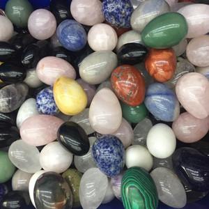 Natürliche Quarz Yoni Eier Kristall Eier Amethyst Mondstein Ben Wa Ball Für Frauen Kegel Übung Massage Entspannung