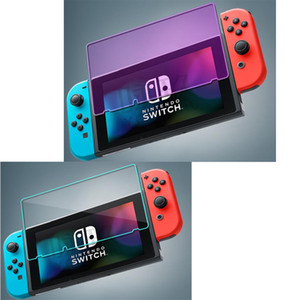 Quality Tempered Glass Eye Protection Screen For Nintendo Switch lite 9H 2.5D 0.3mm Explosion Proof HD Anti-Scratch Film Package BFM015