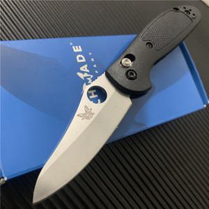 Benchmade BM 555-1 AXIS faca dobrável 440C lâmina afiada FRN Handle Camping faca ao ar livre BM555 BM484 BM42 borboleta faca ferramenta BM943 EDC