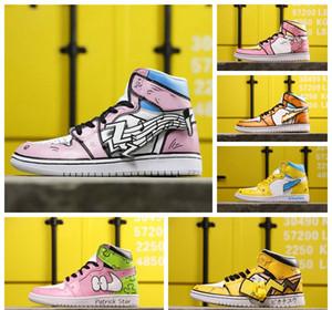 2020 yeni 1 MİRASI 312 NRG Yüksek OG GOKU Sünger Adam Basketbol Ayakkabı Kadın Eğitmenler Tasarımcı Ayakkabı boyutu 36-45