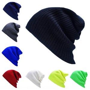 Sport all'aria aperta singole maglia strisce cappello di colore tao tou Mao cappello lavorato a maglia Donne Beanie esterno degli uomini di