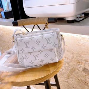 2020 fashion new famous designer high quality men and women shoulder bag Messenger bag handbag wallet hot sale 17cm