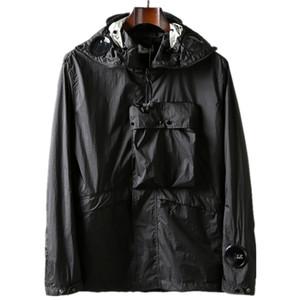 Topstoney 2020SS CP konng gonng printemps et lunettes automne entreprise à capuchon de mode manteau casual européenne et la veste mince des hommes de la rue américaine