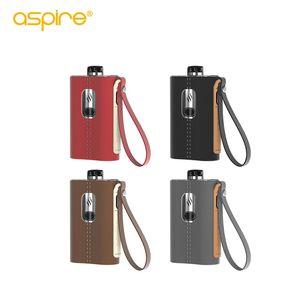 2020 Newest 100% Original Aspire Cloudflask Kit (5.5ml Aspire Cloudflask Pod and 2000mah Battery) Ecigs Mesh Coil 0.25ohm Aspire Vape Kit