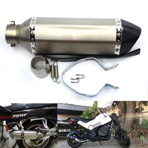 ل العالمي الألياف دراجة نارية العادم الخمار دراجة نارية العادم العادم تعديل أنابيب العادم لسوزوكي gsf 600 bandit sx 1995 1996
