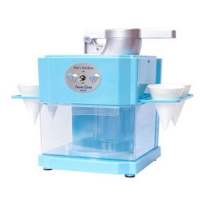 2000-3000Ml Ice rasoio elettrico frantoio Commercial fai da te Cream Maker Galleria Bambini Frantoi MZ0009 220V-240V 90W Ice Cream Tools
