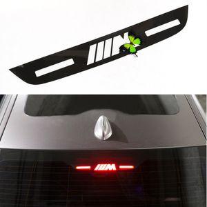 Bremslicht Aufkleber Hohe Bremslicht Aufkleber für BMW M Logo E46 E90 E91 E92 E93 F30 F31 F35 F80 F10 F01 F02 F03 F04 3 5 7 Series