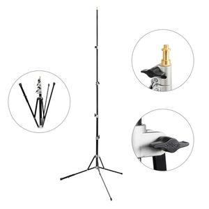Freeshipping 240cm 94inch fotografisches Licht Stand Stativ Aluminium faltbar für Foto Studio Softbox Regenschirm mit Tragetasche