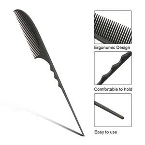 Пантелеева щетка для волос профессиональный 8.8 дюймовый хвост расческа шампунь щетка антистатическая расческа волос расческа для всех типов волос
