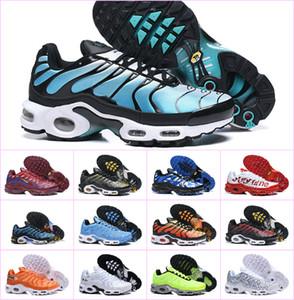2019 Designer com Tn Sé corrida Greedy Sapatos Masculinos Formadores Chaussures Tns Ultra respirável Sneakers Zapatillas de Esportes Schuhe Tamanho 40-46