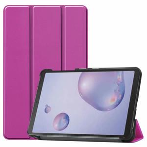 Магнитный Trifold кожаный чехол Tablet для Samsung Galaxy Tab S6 Lite 10,4 20PCS / LOT