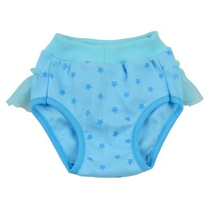 New Dogs Short Pant Cute Bow Hygienic Short Pants Sanitary Underwear Cotton Physiological Panties Briefs