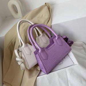 NEW Fashion Stone Pattern Armpit Bag Elegant Handbag Crossbody Bag Shoulder Crescent Width23cm Height 14cm Thickness 7cm
