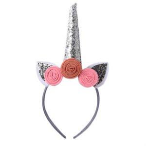 Crianças Designer Carneiras Meninas marca de acessórios de cabelo Sticks com chifre Flores Baby Girl Moda bonito Headbands Acessórios para Atacado