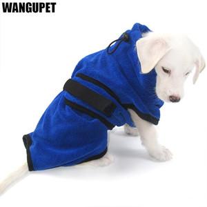 Pet towel Super absorbent dog bathrobe Superfine fiber towel quick dry cat bath Dog Bath Warm Clothes Quickly drying