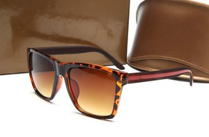 Hot sale Fashion vintage sunglasses for the new metallic men's and women's high quality designer glasses no box