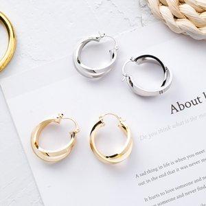 New Fashion South Korea Jewelry Earrings Lovers Circle Ear Ring Earrings For Women Rings Female Hip Hop Hoop