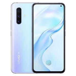"Vivo d'origine X30 5G LTE Cell Phone 8 Go de RAM 128Go ROM Exynos 980 Octa de base 6,44"" Plein écran 64MP NFC d'empreintes digitales Face ID Smart Mobile Téléphone"