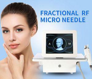 Vendita caldi frazionale RF Microneedle macchina per la rimozione smagliature trattamento dell'acne rimozione frazionale RF Spider Vein con 4 punte