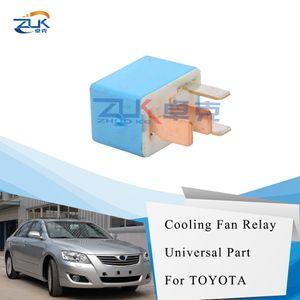 ZUK Lüfterrelais Anlasserrelais für Toyota Yaris KOROLLA PRIUS AVENSIS CAMRY RAV4 PRADO ES240 ES350 90.987-02.027 9098702027