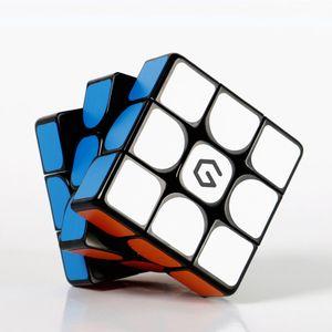 Аутентичные Magnetic Cube Xiaomiyoupin Giiker M3 3x3x3 Vivid Color Square Magic Cube Puzzle Наука Образование Работа с Giiker App 3011427