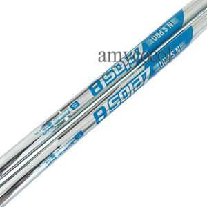 8pcs / Lot neue Golf Schaft-Adapter Golfschläger N S PRO ZELOS 8 Stahlwelle Combined Eisen Rod Clubs Shaft Technologie Freies Verschiffen