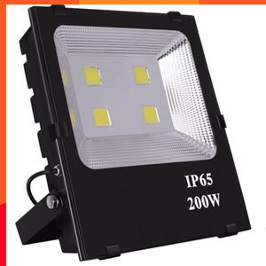 4 قطع جديد ip65 بقيادة الأضواء ac 110 فولت 220 فولت الكاشف للماء حديقة مصباح 200 واط surper الأضواء الساطعة أضواء شجرة