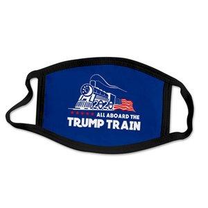 Новый конструктор Trump Face Mask моющийся Luxury Анти Dust Face эр пыле езда Спорт Anti-л Многоразовый Рот Ice Si # 937
