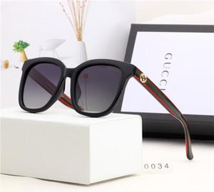 Großhandel Vintage Männer und Frauen Sonnenbrille Sonnenbrille polarisierte Sonnenbrille 52mm Retro ov Designer Markenbrille