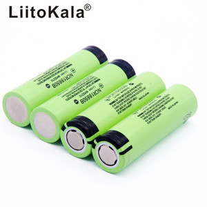 NCR18650B 34B 3400mAh 18650 Akku 3,7V 3200mAh Lithium-Batterie Li-on Handy Flat Top Akkus für Panasonic Ecig