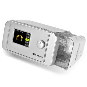 Máscara MOYEAH Auto CPAP / APAP Máquina 20A para la apnea del sueño OSA vibrador Lucha contra el ronquido Ventilador con WiFi humidificador CPAP