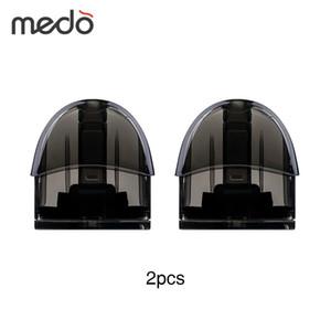 Аутентичные Medo Pod 2 мл Картридж для системы Medo Pod 2 штуки в каждой упаковке DHL быстрая доставка