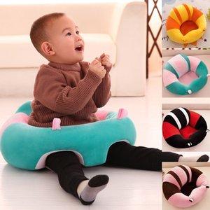 New Enfermagem de alta qualidade Pillow U Shaped assento infantil Cuddle bebê seguro Nursery Furniture # Nursery loja cadeira de jantar almofada Patchwork Quente e
