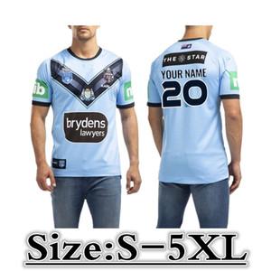 2020 NSW BLUES NSW SOO PRO RUGBY HOME pull-over Taille: S-3XL-5XL Imprimer nom et numéro sur mesure La qualité est parfaite. Livraison gratuite