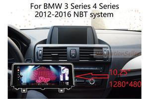Android9.0 1280 * 480 Car DVD GPS Car Stereo Radio multimedia navegação Navi Player para BMW Série 3 F30 2011-2014 com usb wi-fi mirrolink
