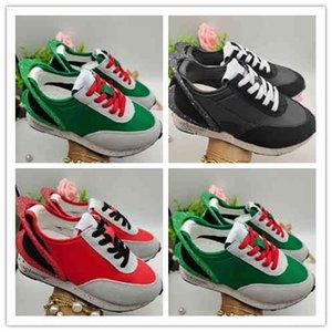 2019 chaussures de course TAKAHASHI aube undercover juin pour les enfants chanceux chaussures de sport bébé Trianers vert pour les chaussures garçons et filles size26-35