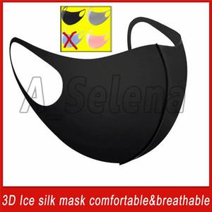 Purificazione dell'aria maschera di protezione antipolvere nebbia, Viso, Bocca di filtro maschere antipolvere, traspirante e gocce washable.Unisex.Prevent da diffondere