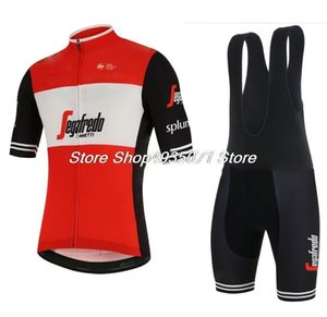 2020 Team Style Summer Men Cycling Jersey Short Sleeve Set Maillot Bib Shorts Bicycle Clothes Breathable Shirt Clothing Suit