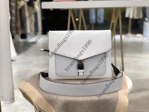 2020 yeni desen çiçek simetri çantası 28 cm moda hakiki deri kadın çanta omuz çantaları ücretsiz kargo