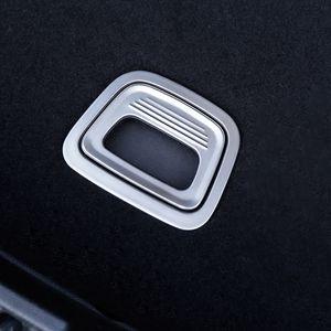 Car Styling couverture cadre décoration panneau de poignée de coffre garniture autocollant adapté pour Mercedes Benz Classe E W213 Nouvelle 2016-2018 Accessoires