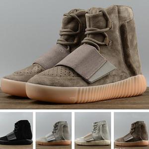 Novas 750 Basf Run sapatos marrons 2020 FOG Fashion Designer menina Sneakers Nevoeiro Almofada Sport Zoom Ambiente Homens Mulheres Ruas Casual Shoes