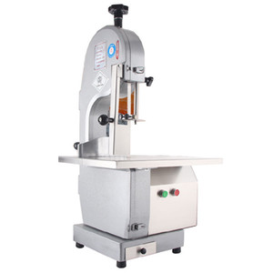 BEIJAMEI 2019 Table Type commercial frozen meat bone cutter, electric band saw frozen fish cutting machine