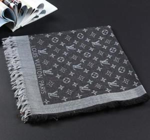Дизайнерский хлопчатобумажный шарф пашмина для женщин высокое качество роскошные зимние теплые шали шарфы квадратная шея кольцо подарок 140x140cm A128