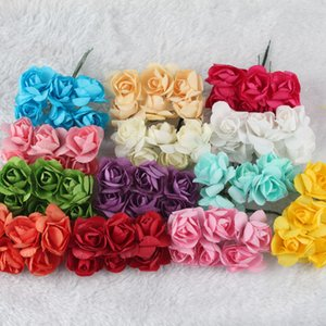 of DIY craft wreath accessories material decoration accessories simulation flower jewelry wholesale